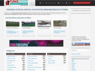 Tunisimmo.com - Immobilier en Tunisie