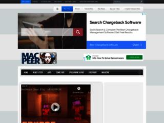 Info: Scheda e opinioni degli utenti : MAC PEER - Forum e guida alle applicazioni Macintosh