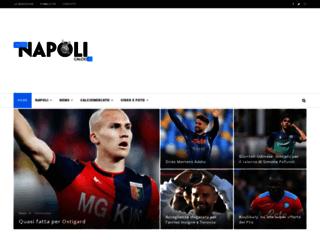 Tutto Napoli Calcio - Tutte le notizie sul Napoli