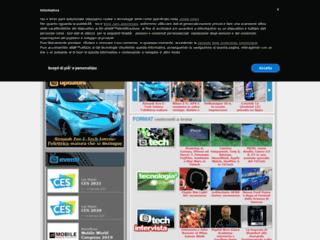 Info: Scheda e opinioni degli utenti : TVtech | Video e Web Tv sulla tecnologia, sull'informatica e sul mondo ICT