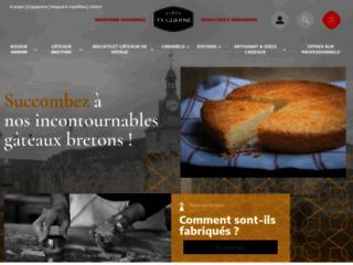 biscuiterie artisanale bretonne