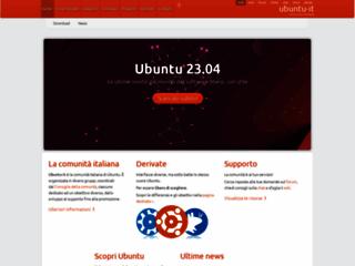 Info: Scheda e opinioni degli utenti : Ubuntu Linux - Download (sito Ufficiale)