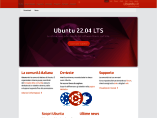 Ubuntu Linux - Download (sito Ufficiale)