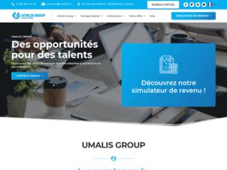 Détails : Portage salarial avec Umalis group