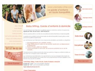Baby Sitting, Garde enfant à domicile Paris et région parisienne