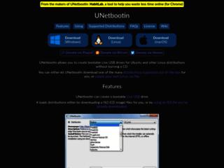 UNetbootin - Trasferisci Linux Live CD e immagini .iso di Linux su penna usb