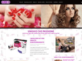 Blog di bellezza, nail art e make up - UnghieChePassione.it