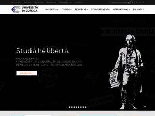 Università di Corsica Pasquale Paoli