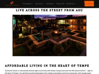 ASU Student Apartments in Tempe, Arizona