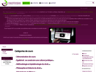Université Numérique Juridique Francophone