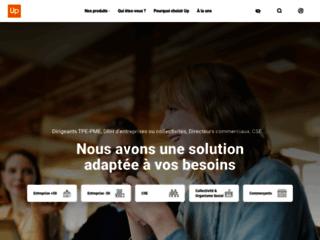 Up-France.fr, avantages pour entreprises et salariés du Groupe Up