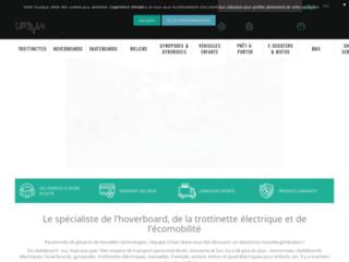 Détails : Hoverboard