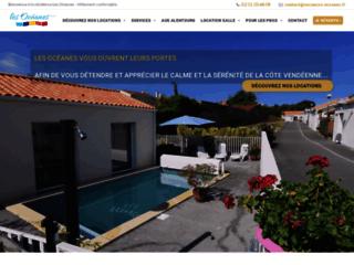 Location vacances : Résidence Les Océanes*** aux Sables d'Olonne