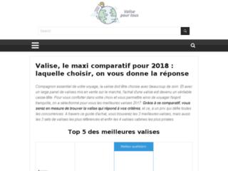 Le comparatif valise-pour-tous.fr
