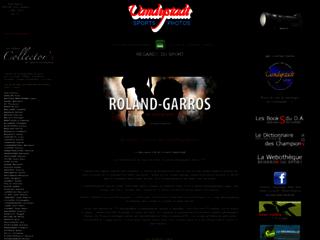Aperçu de Agence Regards du Sport - Vandystadt