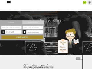 Prestige T, votre société de transport de personnes à Puteaux, Paris et alentours