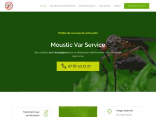 Détails : Anti-moustiques dans le VAR