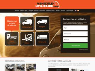 Annonces véhicules utilitaires occasion, véhicule industriel