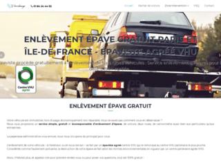 Détails : Enlèvement de voiture gratuit par des pros