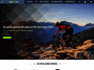 Vélos et VTT Gitane
