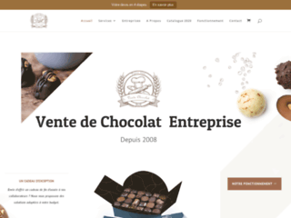 ballotins de chocolat, bonbons fourrés