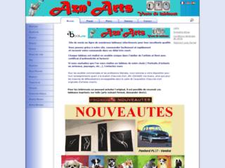 Azn'Arts - Vente de tableaux en ligne