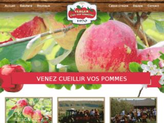pommes laurentides