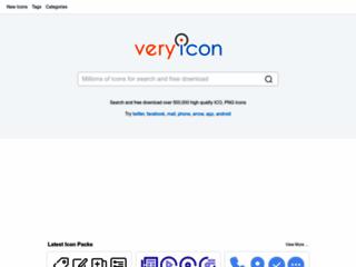 Info: Scheda e opinioni degli utenti : VeryIcon.com - Scarica icone gratis di alta e ottima qualità in Ico, Png e Icns