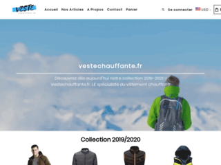 Vestechauffante.fr