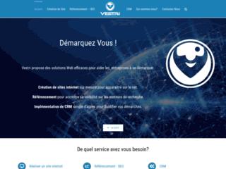 Vestro : Création web et SEO