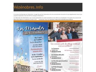 Vézénobres informations pratiques, culturelles et touristiques. Week-end romantique dans le Gard