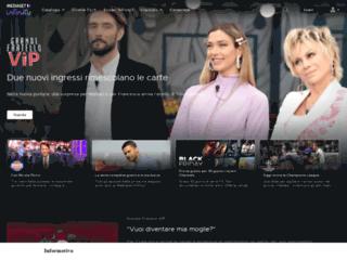 Info: Scheda e opinioni degli utenti : Video.mediaset.it - Programmi Mediaset La TV del giorno dopo sul Web