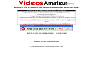 videos amateur en streaming
