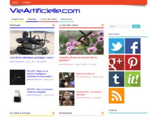 vie artificielle .com - Actualité, Robot, Programme, Forum