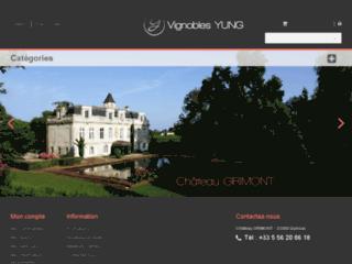 vins de châteaux