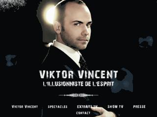 VIKTOR VINCENT MENTALISTE