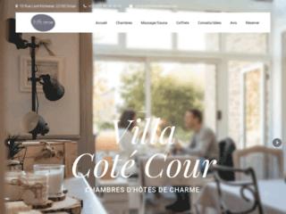 Gîte La Villa Côté Cour