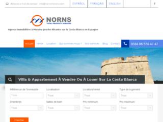 Norns Agence Immobilière à Moraira