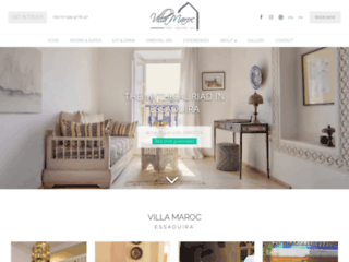 Villa Maroc, votre hôtel à Essaouira