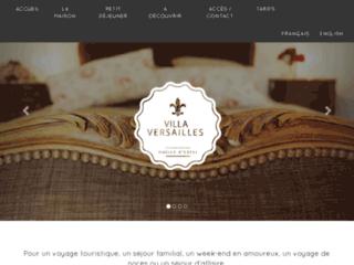 Week-end dans les Yvelines: Villa Versailles