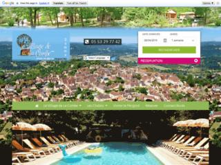 Week-end ou séjour à Domme en Dordogne Périgord Noir