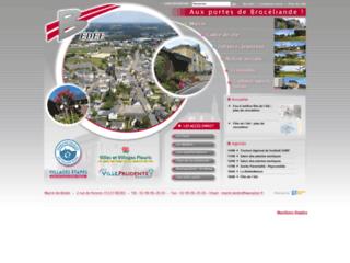 Le site officiel de la ville de Bédée