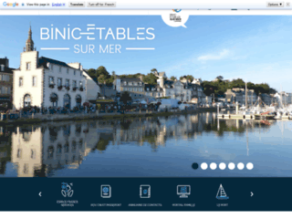 Binic - Site officiel de la commune