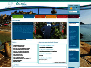Cancale - Site officiel de la mairie.