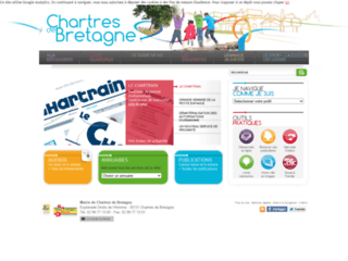 Chartres de Bretagne - Site officiel.