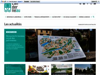 Site officiel de la ville de Landerneau.
