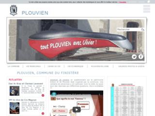 Site officiel de la commune de Plouvien