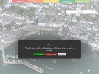 Port-Louis - Site officiel de la mairie.