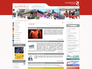 Office de Tourisme de Quimperlé