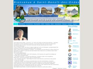 Saint-Benoit-des-Ondes - Site officiel.